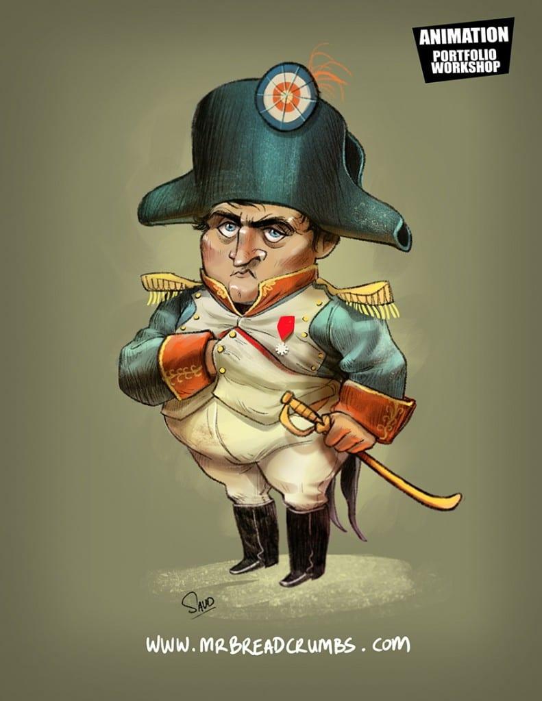 Animation Portfolio Workshop Character featured grad Saud Boksmati 8