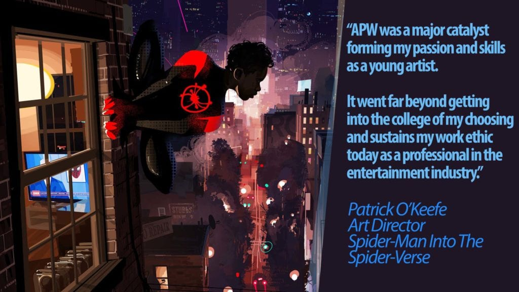 Spider-Verse an antidote to boredom with current animated feature-film fare 2