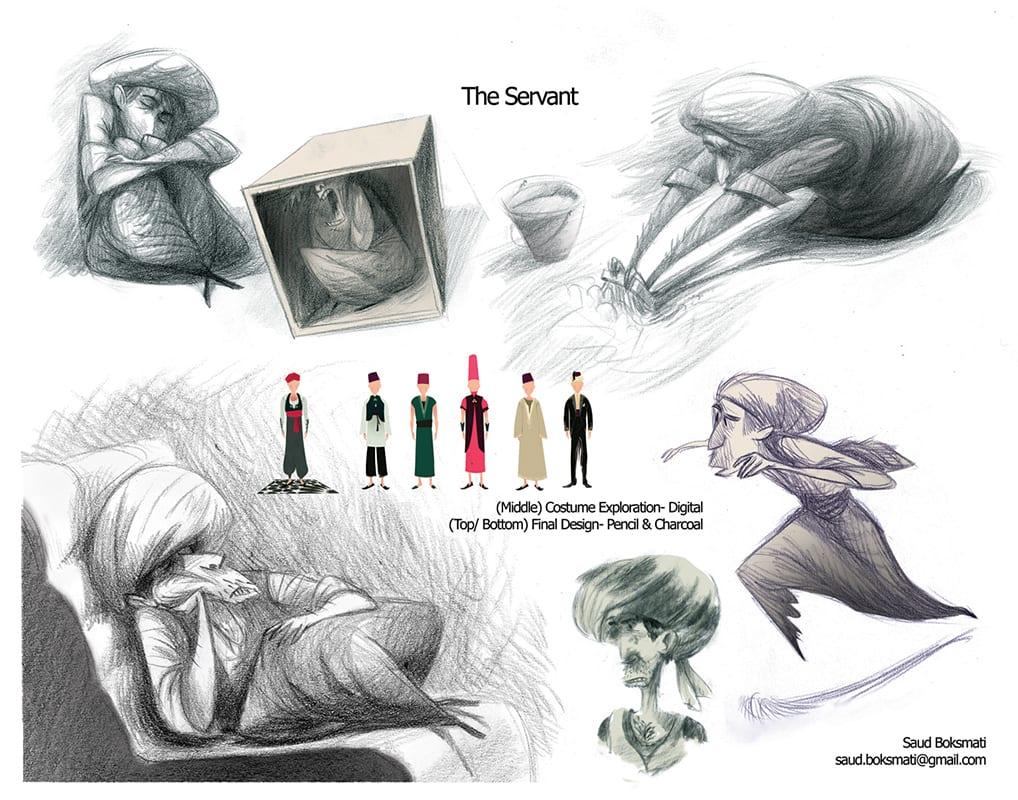 Animation Portfolio Workshop Character featured grad Saud Boksmati 2