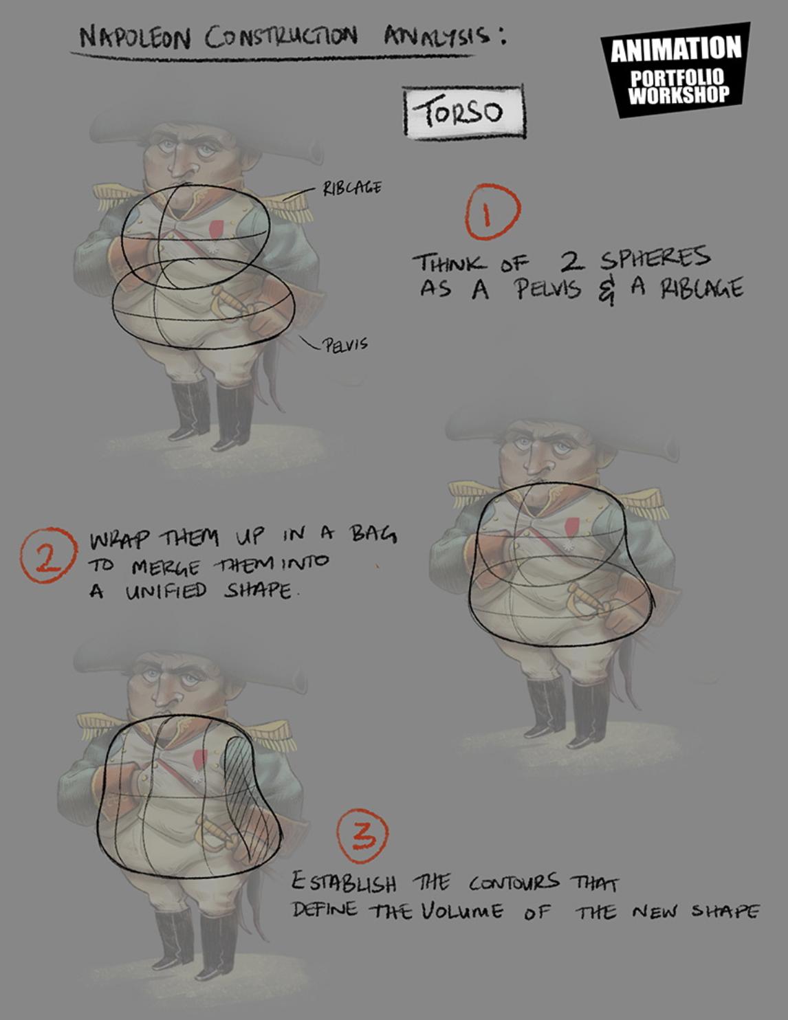 Pro-Tip #3 Volumetric Shapes 2