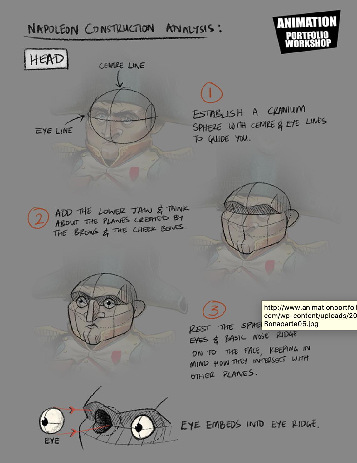 Pro-Tip #3 Volumetric Shapes 4