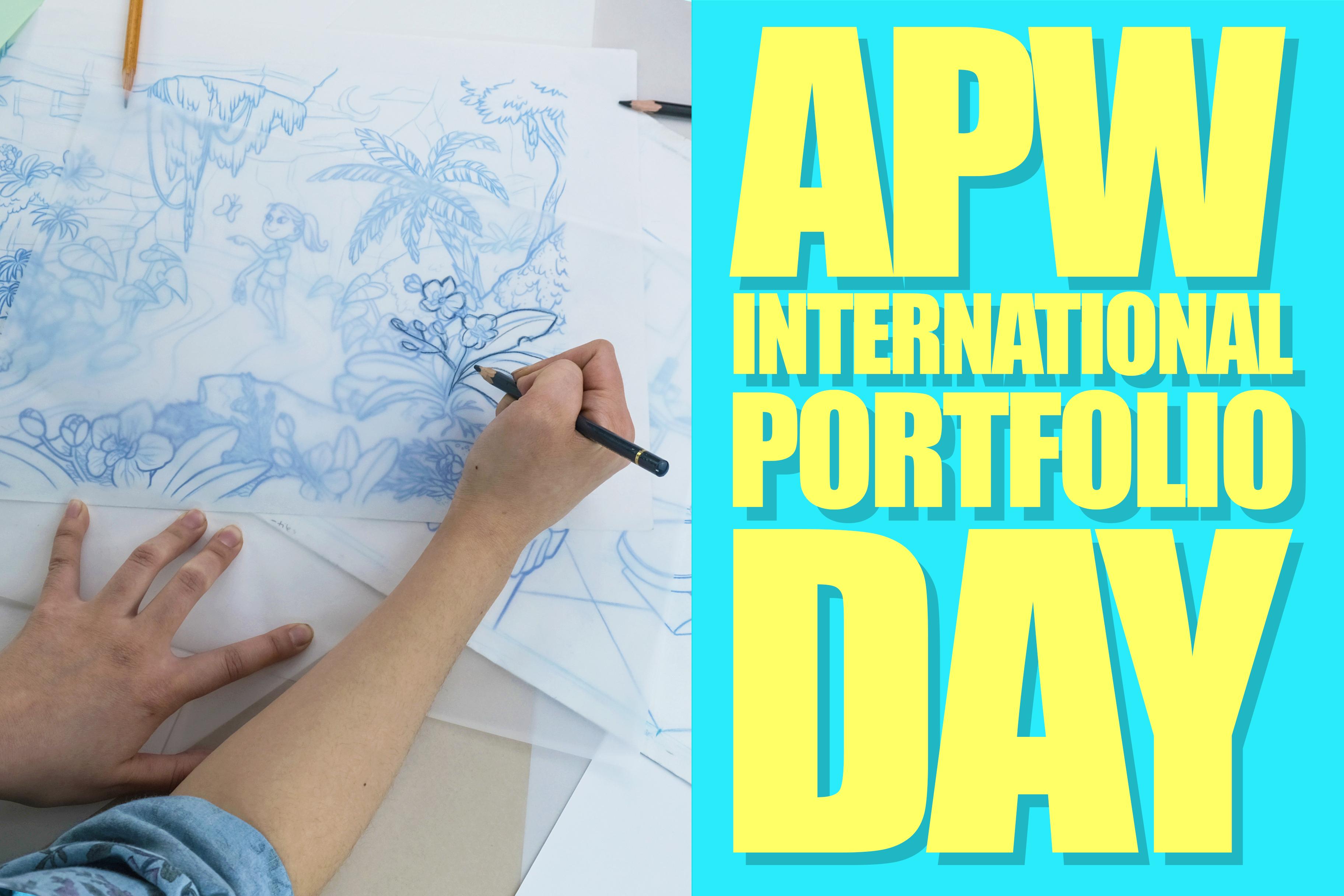 APW International Portfolio Day 1