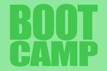 Spring Break Animation Boot Camp